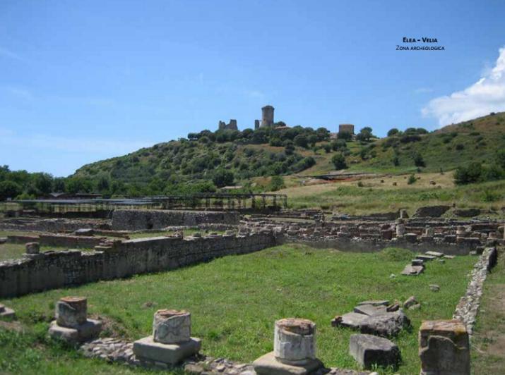 Elea – Velia Zona archeologica