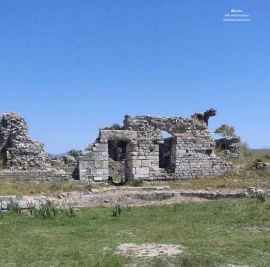 Mileto sito archeologico